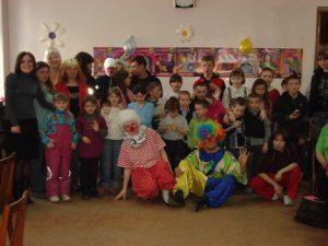 3 апреля в г.Челябинске, Фондом успешно проведен благотворительный праздник Пасхи