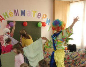 21 марта в г.Челябинске прошел, международный праздник «День Матери»