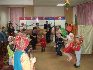 27 декабря Фондом «Источник Надежды» в г. Челябинске был проведен благотворительный Новогодний праздник для детей, которые попали в трудную жизненную ситуацию.