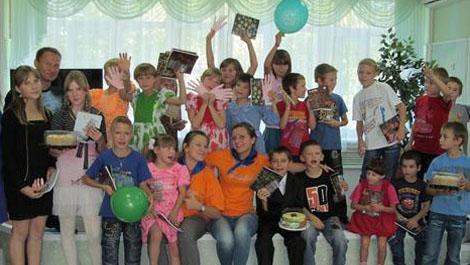 День знаний в социальном реабилитационном центре