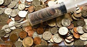 Ущерб от наркотиков в РФ равен расходам на здравоохранение