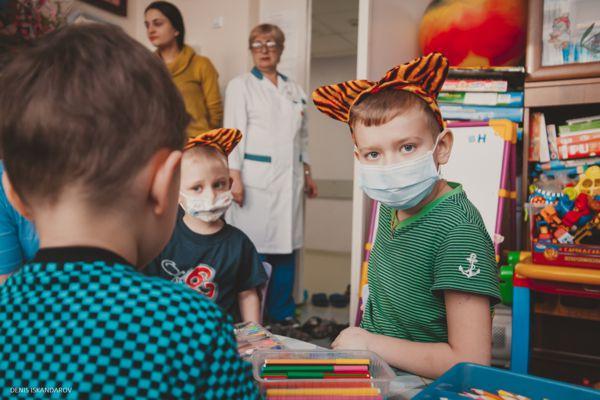 источник надежды дети больные раком 2