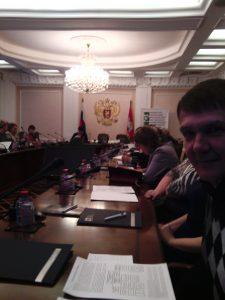 Круглый стол на тему: взаимодействие НКО и власти