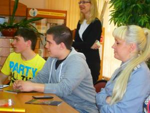 Трудные подростки Курчатовского района узнали правду о ВИЧ-инфекции