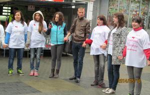 День памяти умерших от СПИДа в Челябинске