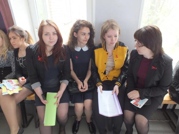 Спид колледж подростки Источник надежды вич Челябинск 2