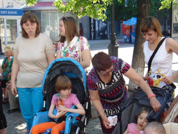 День защиты детей источник надежды инвалиды дети челябинск 2