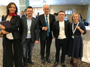 Участие в VI международной конференции по ВИЧ/ СПИДу