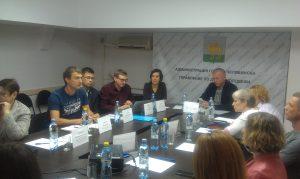 Круглый стол по вопросам ВИЧ СПИД в Челябинске