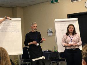 Учебная встреча руководителей в Москве