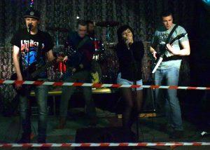 Экспресс тестирование на рок концерте в г. Бакал