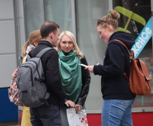 Исследование среди жителей Челябинска на тему знаний о путях передачи ВИЧ и гепатитов В и С