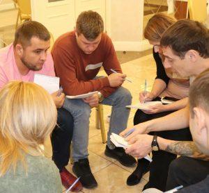 Тренинг: Изменение поведения клиента в процессе медико-социального сопровождения