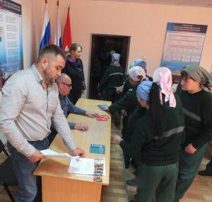 Профилактика ВИЧ среди осужденных в Челябинской области
