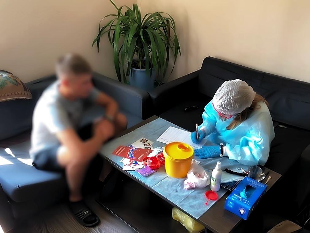 Профилактика ВИЧ в Реабилитационных центрах