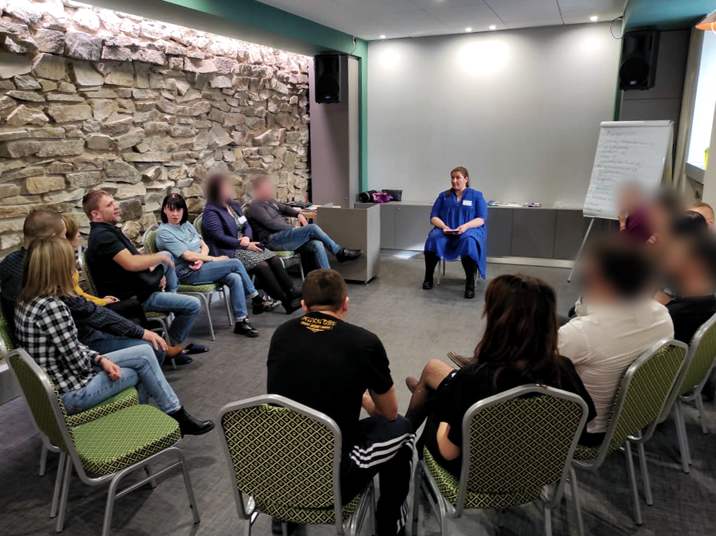 Тренинг для активистов ВИЧ-сервиса Челябинска и Челябинской области